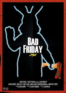 bad firday 1 212x300 - Watch Now: Comedy Horror Shorts Frankula and Bad Friday