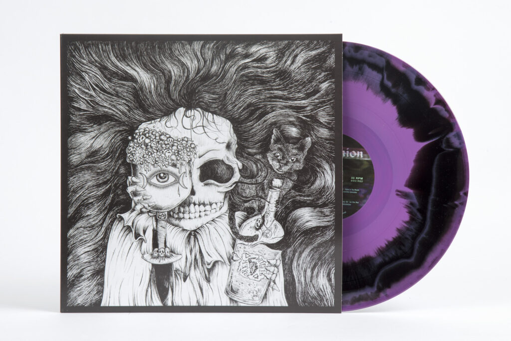 burningwitchescommunion 1 1024x683 - Exclusive: Alone in the Woods Record Store Day Teaser Video and Interview with Jon Dobyns