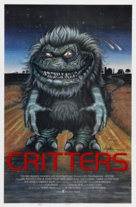 critters 1 poster 03 197x300 - CRITTERS Reboot Starts Filming Next Month with LEPRECHAUN RETURNS Producer