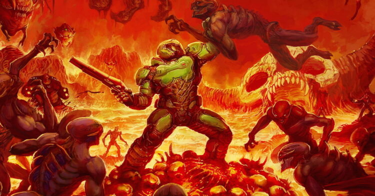 doombanner1200x627 750x422 - Universal Ready to Rip and Tear a New Doom Adaptation