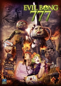 evilbong777exclusiveposter 211x300 - Exclusive: Evil Bong 777 Poster Lays Waste to Las Vegas