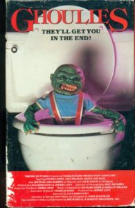 ghoulies poster 195x300 - David Gordon Green Wants to Reboot CRITTERS & GHOULIES Next?