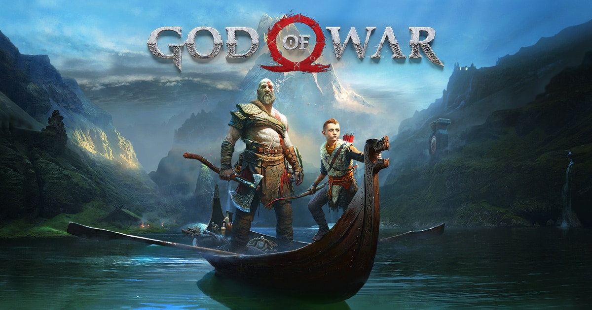god of war - GOD OF WAR Review - His Dad Can Beat Up Your Dad