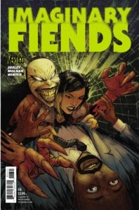 imaginaryfiendsissue6 cover 198x300 - Interview: Tim Seeley on IMAGINARY FIENDS Final Issue and What the Future Holds