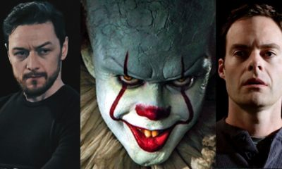 itchapter 2 400x240 - James McAvoy and Bill Hader in Talks to Join Stephen King's IT: Chapter 2
