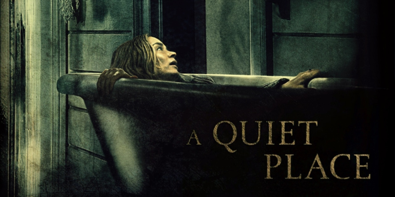 quietplace blank - Who Goes There Podcast: Ep 160 - A QUIET PLACE