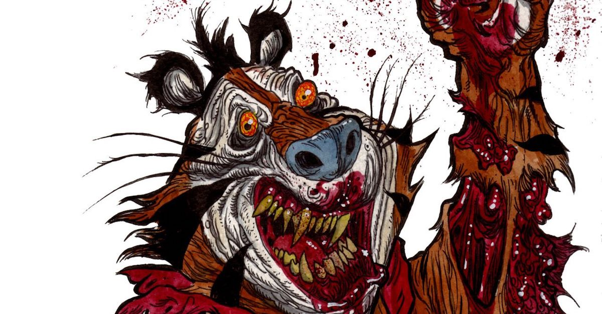 robsacchettobanner1200x627 - Cereal Box Mascots Get Zombified by Artist Rob Sacchetto