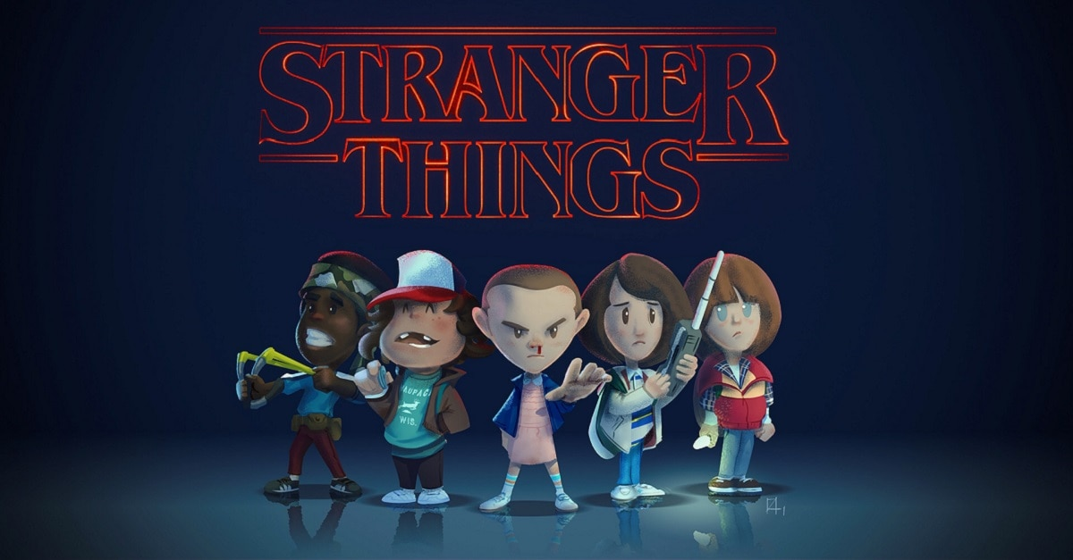 stranger things fan art qg - Will There Be STRANGER THINGS 4?