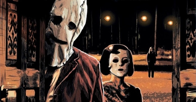 strangers blu ray copy 2 - THE STRANGERS Blu-ray Review - Let This Stellar Release From Scream Factory Sneak Into Your Home
