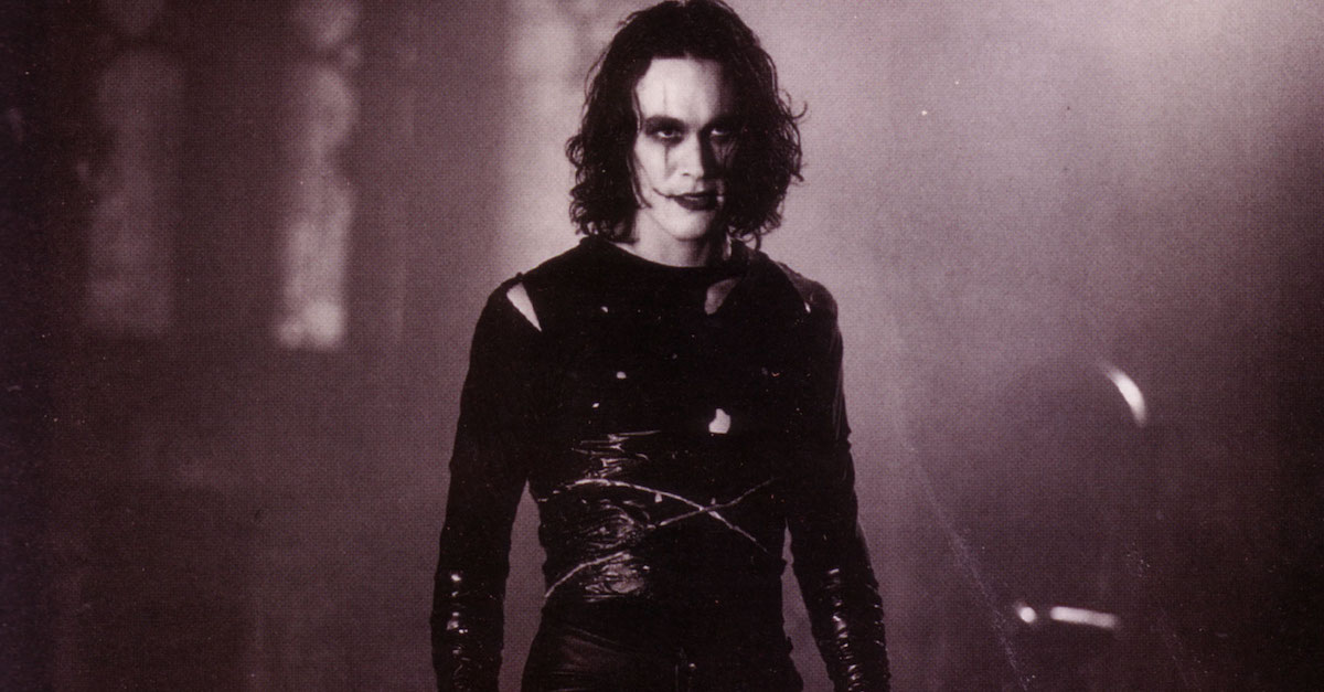 thecrowbrandonleebanner1200x627 - Unearthed Exclusive Part 2 of 2: Twenty Four Years after its Release, Screenwriter David J. Schow Talks THE CROW