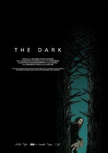 Image result for the dark 2018 movie justin lange
