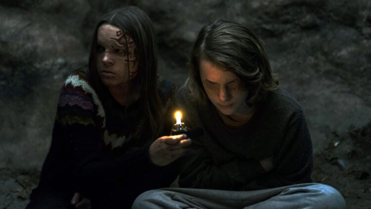 thedarkbanner1200x627 750x422 - Tribeca 2018: A Zombie and Her Friend Take a Lovely Walk in The Dark