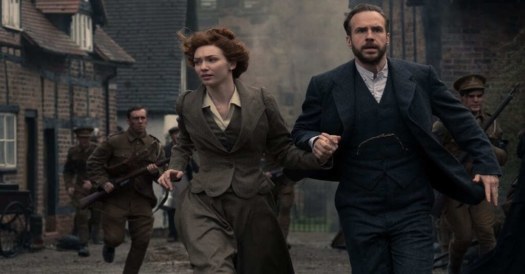 war of the worlds bbc - Cameras Rolling on BBC's War of the Worlds Adaptation