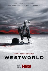 westworld season 2 poster 202x300 - The Cast of Westworld Explains Why the Show Is a Must-Watch for Horror Fans