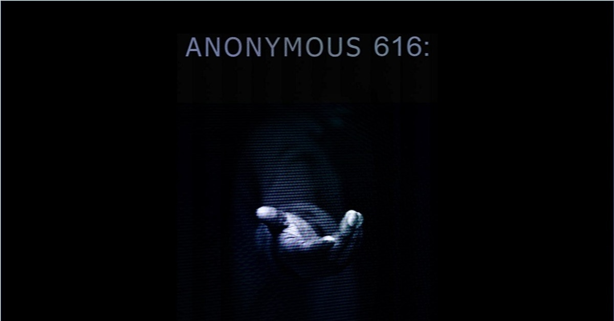 Anonymous 616 2018 Review Feature Image - ANONYMOUS 616 Review - Pushes Micro-Budget Filmmaking to Shocking and Thought-Provoking Extremes