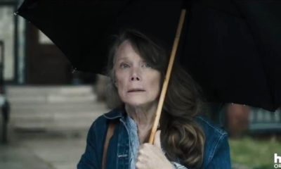 Castle Rock 2018 Sissy Spacek 400x240 - Did Carrie White Survive Prom Night? Fan Theory Suggests She's Alive in CASTLE ROCK