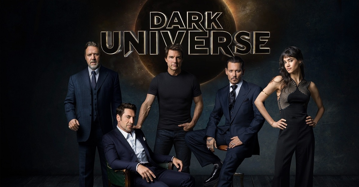 Dark Universe - Universal's DARK UNIVERSE Really Dead?