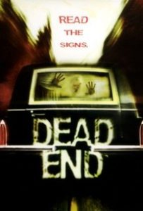 Dead End poster 203x300 - Zena's Period Blood: Dying for a DEAD END
