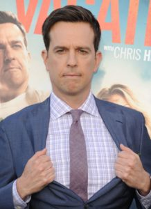 Ed Helms 218x300 - Stone and Helms Joins Creep Director's New Casual Cannibalism Flick