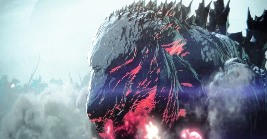 Godzilla City on the Edge of Battle 1 - GODZILLA: CITY ON THE EDGE OF BATTLE Anime Film Opening In Japan This Month