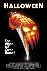 Halloween Poster 200x300 - John Carpenter's HALLOWEEN: Ghost Story or Slasher Film?