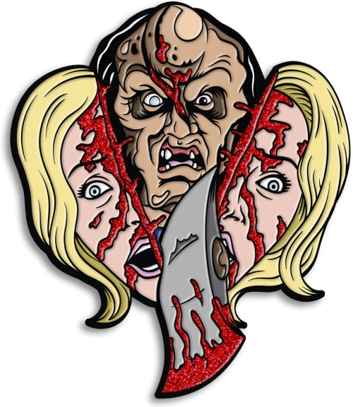 Hatchet Pin 1 - Must-Own: Cavity Colors' HATCHET Official Collection