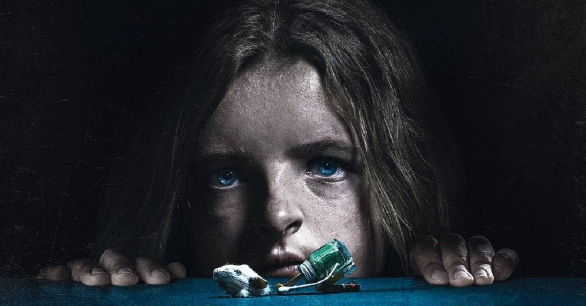 French Hereditary Poster Is Weird As Sh T Dread Central