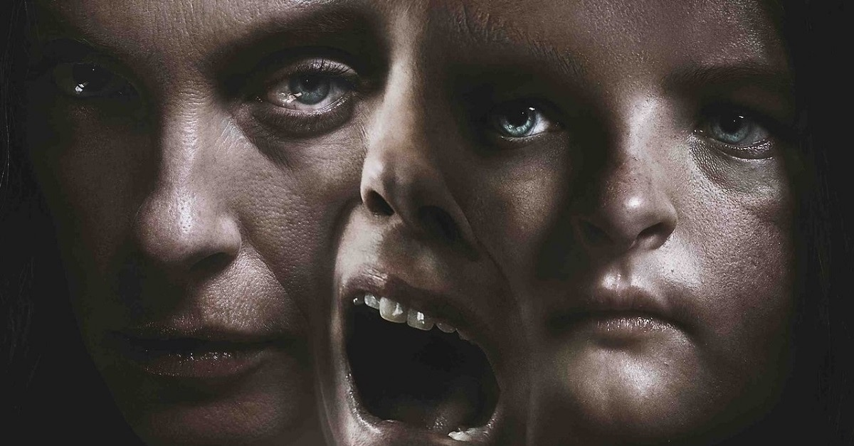 Hereditary Poster 1 - New HEREDITARY Poster Morphs Into a Nightmare