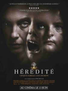 Hereditary Poster 225x300 - New HEREDITARY Poster Morphs Into a Nightmare