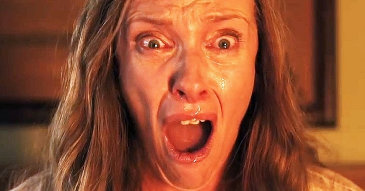 Hereditary - HEREDITARY Scores Horrendous Cinemascore Rating