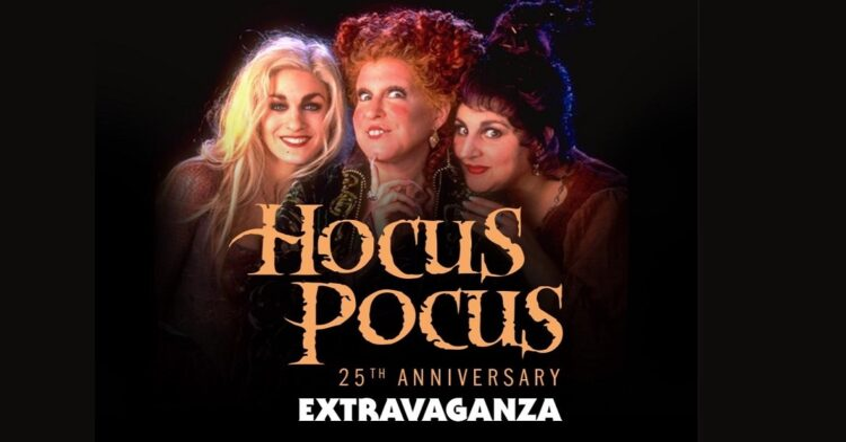 Hocus Pocus 750x422 - Freeform Presents HOCUS POCUS 25th Anniversary Extravaganza This Halloween