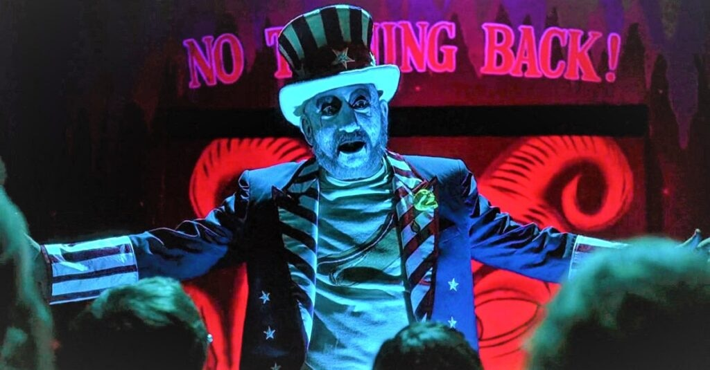 House of 1000 Corpses 1024x535 - Ranking All 8 ROB ZOMBIE Movies Worst to Best