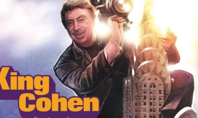 King Cohn 400x240 - Larry Cohen Documentary KING COHEN Hits Theaters and VOD Later This Summer