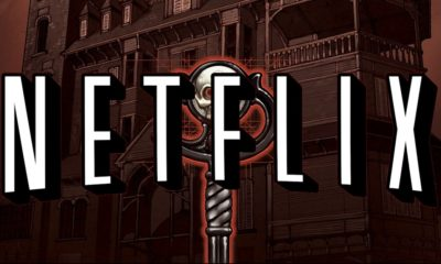 Locke and Key 400x240 - Netflix Saves Joe Hill's LOCKE & KEY?
