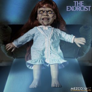 Mezco Exorcist 1 300x300 - Mezco's THE EXORCIST Figure Will Make Your Head Spin