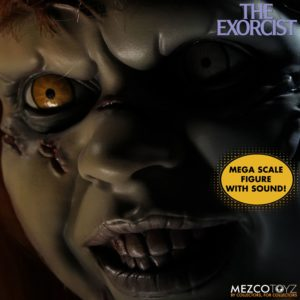 Mezco Exorcist 2 300x300 - Mezco's THE EXORCIST Figure Will Make Your Head Spin