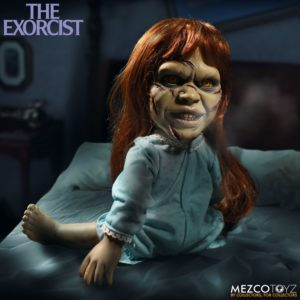 Mezco Exorcist 3 300x300 - Mezco's THE EXORCIST Figure Will Make Your Head Spin