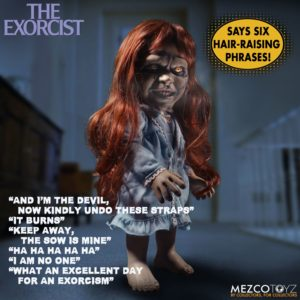 Mezco Exorcist 4 300x300 - Mezco's THE EXORCIST Figure Will Make Your Head Spin