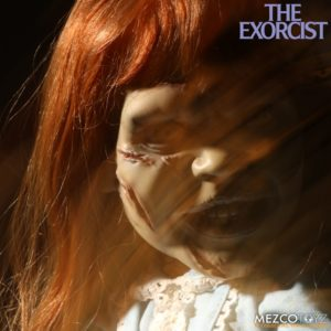 Mezco Exorcist 8 300x300 - Mezco's THE EXORCIST Figure Will Make Your Head Spin
