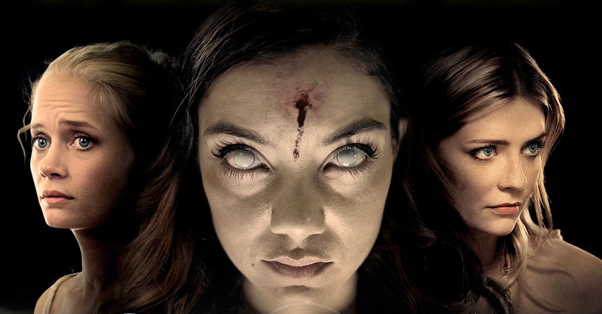 Ouija House Poster 1 - Wallace, Shepis, Reid, and Barton Enter OUIJA HOUSE on DVD this September