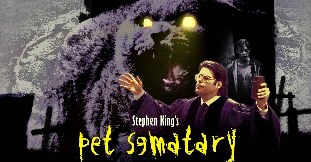 Pet Sematary 2 - Stephen King's PET SEMATARY Gets New Release Date