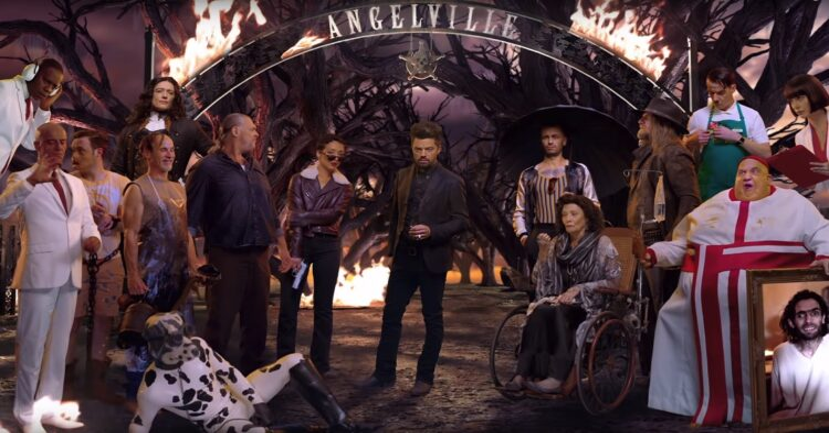 Preacher 3 750x422 - PREACHER Season 3 Teaser Trailer Arrives in Angelville