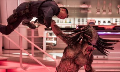 Predator Unmasked 2 400x240 - TIFF 2018: THE PREDATOR Review - A Disappointing Return for The Universe's Greatest Hunter