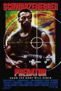 Predator Poster 200x300 - Drinking With The Dread: A PREDATOR and PREDATOR 2 Double Down!