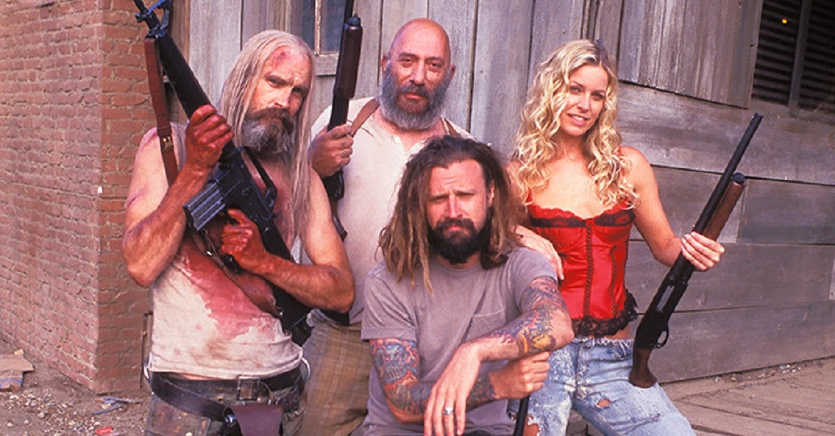 Rob Zombie 3 - Did Rob Zombie Plan to Make a Firefly Family Trilogy?
