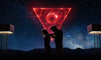 Tau 1 400x240 - Netflix's TAU Starring Maika Monroe and Gary Oldman Hits Next Month