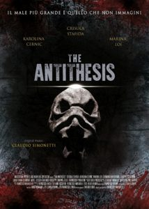 The Antithesis Poster 214x300 - Trailer: Argento and Bava Inspired Neo-Giallo THE ANTITHESIS