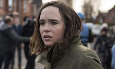 The Cured 400x240 - Ellen Page Zombie Flick THE CURED Hits Blu-ray/DVD this July
