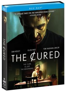 The Cured Blu ray 215x300 - Ellen Page Zombie Flick THE CURED Hits Blu-ray/DVD this July