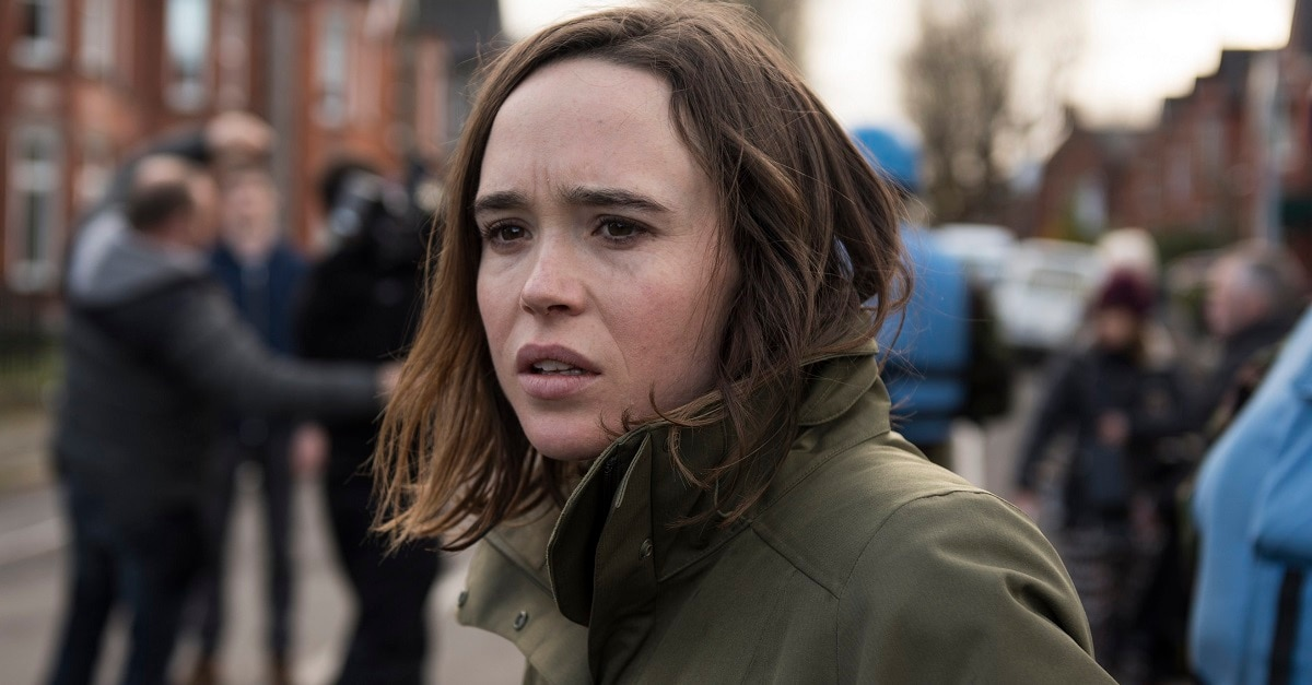 The Cured - Ellen Page Zombie Flick THE CURED Hits Blu-ray/DVD this July